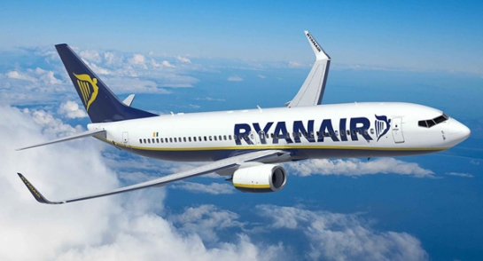 Ryanair оголосив про розпродаж авіаквитків за 10 євро 00f9759ae0bf4