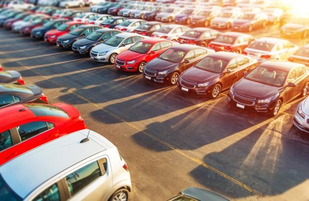 Як розмитнити авто на єврономерах