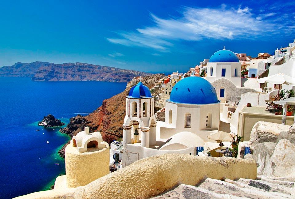Дешеві подорожі з Польщі в Грецію