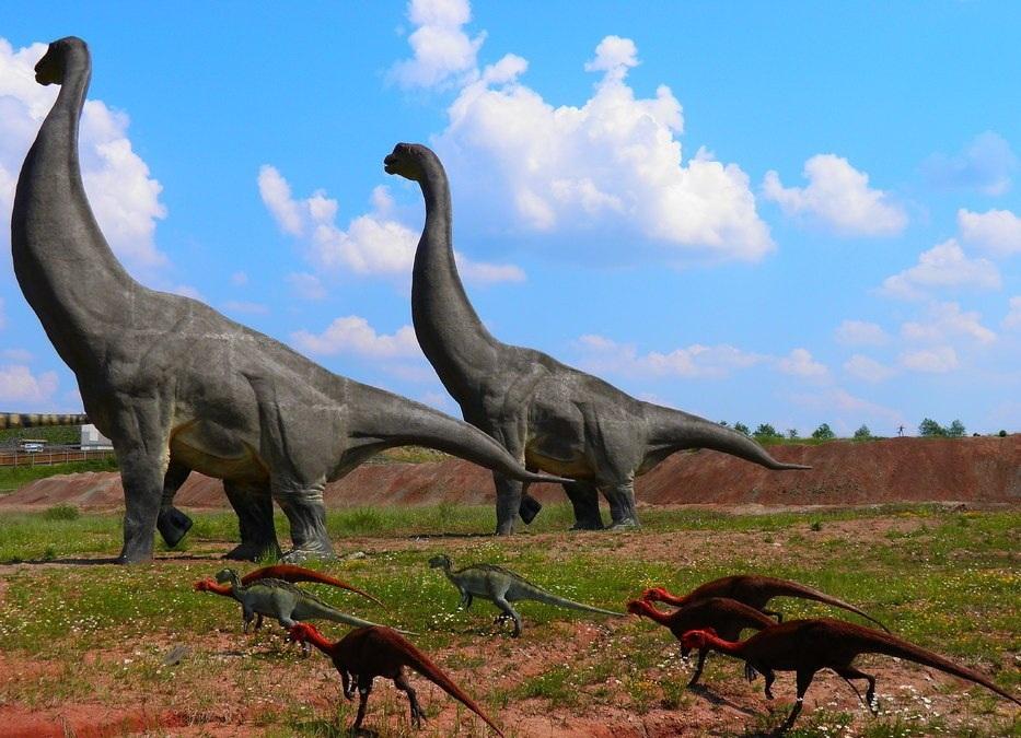 Парк динозаврів JuraPark (Красеюв)