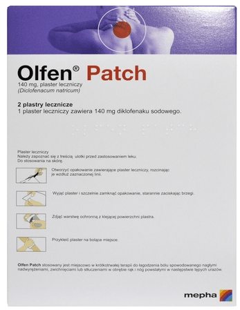 Olfen Patch