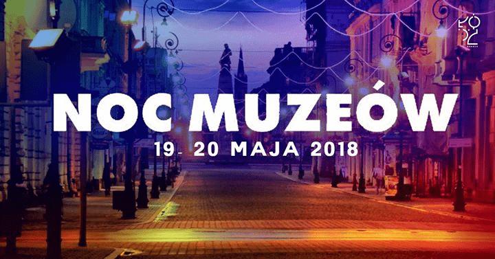 Ніч музеїв 2018 у Лодзі
