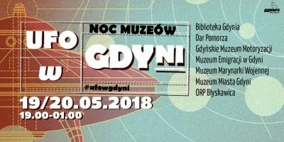 Ніч музеїв 2018 у Гданську та Гдині