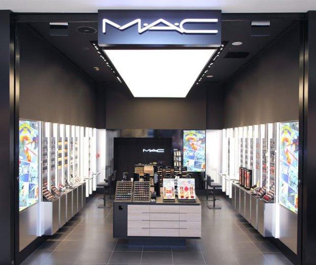 Mac косметика магазины на карте