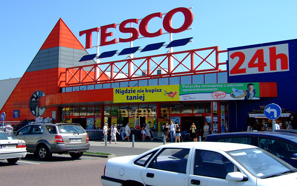 www.tesco.pl gazetka, tesco перемишль