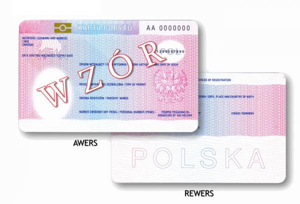 карта побиту в Польщі