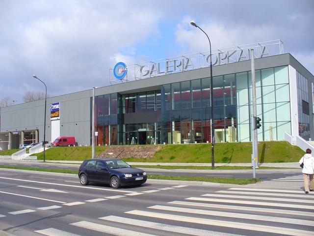 Шопинг в торговых центрах и супермаркетах Люблина в Польше d0dcf79106601