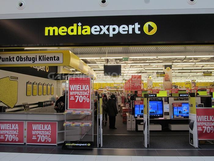 Магазин комп ютерної та побутової техніки в Польщі MediaExpert (Медіа  Експерт) акції 5fe8ef4d0cb75