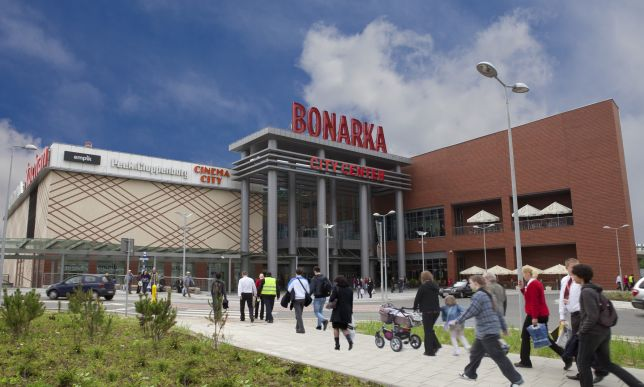 Bonarka city center, Bonarka Krakow, Бонарка Краків