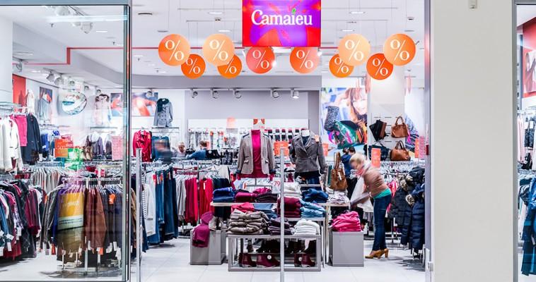 55d9584bbc656e Camaieu брендовий магазин жіночого одягу, взуття та аксесуарів, ціни ...